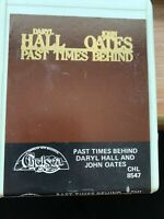 DARYL HALL JOHN OATES PAST TIMES BEHIND 8 TRACK TAPE CHL 8547