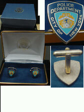 New York City Police department  pair of cufflinks   NYPD