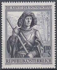 Österreich Austria 1965 ** Mi.1182 Hl. Georg Plastik Sculpture Kunst Art