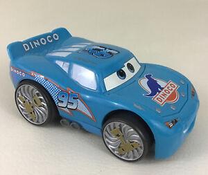 Bling Bling Dinoco Lightning Mcqueen Shake N Go Disney Cars Fisher Price 2005