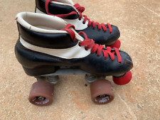 Vintage Pacer Womens Skates Size 6 with Zinger wheels