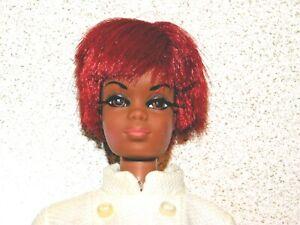 Barbie:  VINTAGE Redhead TWIST & TURN NURSE JULIA Doll!