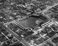 1935 Detroit Tigers NAVIN FIELD Glossy 8x10 Photo Baseball Print Stadium Poster