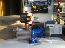 Kit Autoclave elettropompa Lowara 3HM2 HP 0,70 + presscontrol Lowara 8A 2.2bar