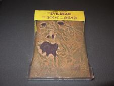 New/Sealed - OOP - The Evil Dead: Book of the Dead Ltd Edition (DVD-2002) - RARE