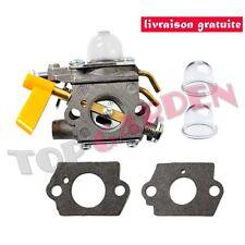 Carburateur avec Joint pour Homelite Ryobi 308054013 308054012 Trimmer Blower