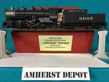 23307 Lifelike Proto 2000 Heritage USRA 0-8-0 Missouri Pacific Engine NIB