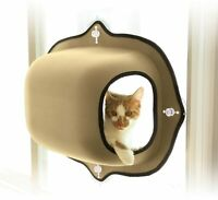 KH Cat window bed, Bubble Pod single Window cosy snugly pet window hammock bed