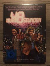 NUR 48 STUNDEN-BluRay+DVD Mediabook Cover B Limitiert auf 300 Stk.NEU/OVP.