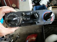 Nissan Pulsar N16 2002 Climate Control Unit Heater Air Conditioning AC