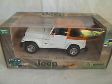 Smart Toys Jeep Wrangler White 1/24 Mint & Boxed