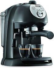 De Longhi Macchina Caffe EC201CDB 15 bar 1100W, colore Nero Polvere e Cialde