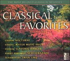 Classical Favorites (Box Set) Chopin, Frederic, Chopin, Fryderyk, Dvorak, Anton