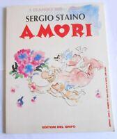 I Classici del Grifo n. 10 Amori Sergio Staino