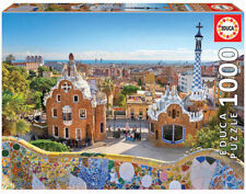 Educa 1000pc Jigsaw Puzzle - Barcelona view from Park Guell