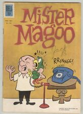 Four Color #1305 March 1962 Vg- Mister Magoo