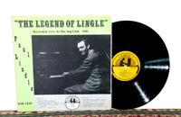 Paul Lingle, The Legend Of Lingle, LP 1980, Traditional Jazz Legend - NM Vinyl
