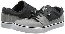 2018 NWOB MENS DC TONIK TX SE SHOES $65 9 Grey Star Logo Low Top Skate