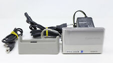 Macchina fotografica digitale Sony Cyber Shot DSC-T1 made in japan carl zeiss