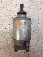 CANAM CAN AM DS450 DS 450 X XXC XMX EFI ELECTRIC STARTER MOTOR OEM 2008-2015 08