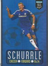 Motd-Poster 2014/15 - CHELSEA & Deutschland-Bayer Leverkusen-Andre Schurrle