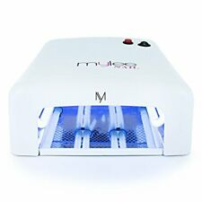 Mylee UV Gel Nail Curing Lamp 36 Watt Professional High Quality Light for Fast
