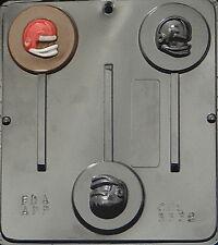 Football Helmet Lollipop Chocolate Candy Mold  3339 NEW