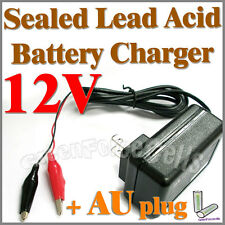 12V Volt Sealed Lead Acid Rechargeable Battery Charger APC UPS SLA AU