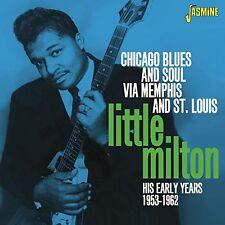 Little Milton - Chicago Blues & Soul Via Memphis [New CD] UK - Import