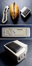 CALOR 1968 - Electric Razor / Rasoir électrique n°70.00 - Super Micron + Etui