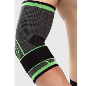 Compression Elbow Brace Sports Protective and Breathable Elbow Supports for Men