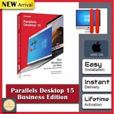 Parallels Desktop 15 (macOS) Lifetime Activated Run Windows On Mac ⭐⭐⭐⭐⭐