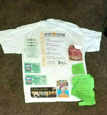 Antiques Roadshow Participant Memorabilia Los Angeles 2005 Green Rm Ticket Shirt