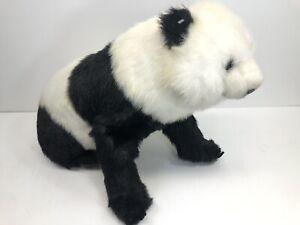 "FAO Schwartz Panda Bear 26"" Large Stuffed Animal Plush"