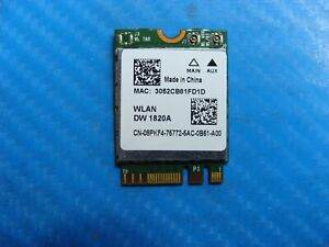 "Dell XPS 13.3"" 13 9350 Genuine Laptop Wireless WiFi Card 8PKF4 #2"