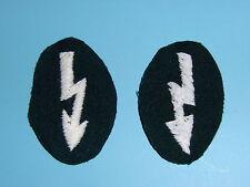 b4557 WW2 German Army Qualification Patch Signal Personnel Nachrichten