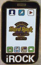 Hard Rock Hotel Tampa 2014 Smartphone Hrh Staff Exclusif Broche - Hrc #81278