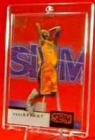UD Slam Kobe Bryant Los Angeles Lakers Jersey Rare Beautiful Clear Acetate 🔥