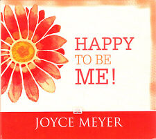 HAPPY TO BE ME!  A 4 CD SERIES BY JOYCE MEYER   BRAND NEW  & SEALED  READ THIS!!