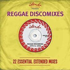 Island Presents Reggae Discomixes - Various Artists (NEW 2CD)
