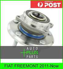 Fits FIAT FREEMONT 2011-Now - Front Wheel Bearing Hub