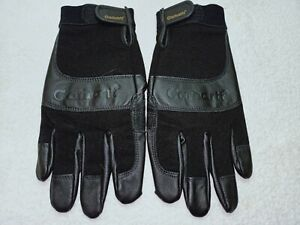 Carhartt Men's Gloves Size XL Pig Skin Leather Padded Palms