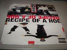 """BOSS RECIPE OF A HOE / BORN GANGSTA 12"""" Single VG+ DJ West 42-74967 1993"""