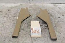 1997 MERCEDES BENZ E320 LEFT RIGHT REAR DOOR FOOT SILL PANEL PLATE  12660