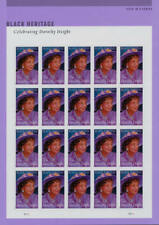 2017 49c Dorothy Height Civil Rights Thomas Blackshear Scott 5171 Sheet of 20