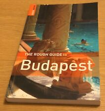 The Rough Guide To BUDAPEST Book (Paperback) NEW