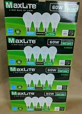 16 pack LED Light Bulbs New 60 Watt Equivalent A19 Dimmable SOFT WHITE/DAYLIGHT