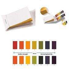 1pcs präzis Universalindikator Premium PH Testpapier 160 PH 1-14 Lackmuspapier