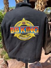 B.B. King World Tour jacket , size XL