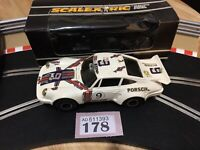 Scalextric Car Porsche 935 Martini C125 Slot Car 1:32 Boxed Lot 178